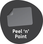 Paint and Peel Glass Protection System